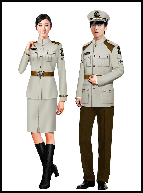 五星级酒店保安服装(五星级酒店保安制服)订做要求