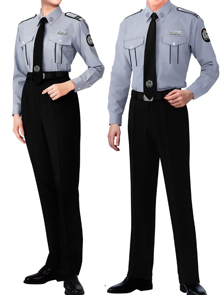 3款保安制服工装安保物业服装夏季