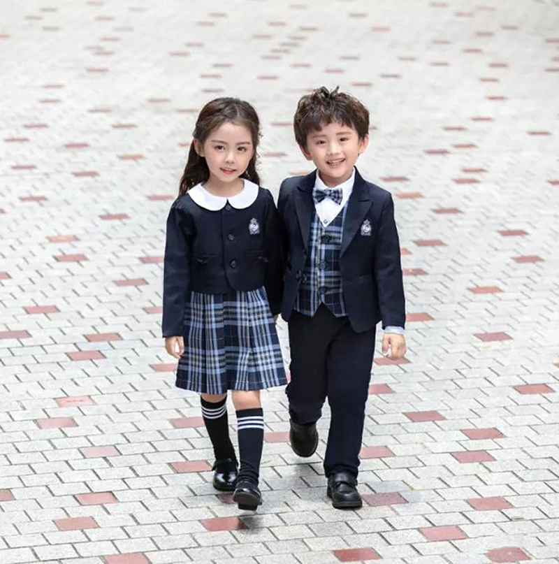 幼儿园服秋冬套装