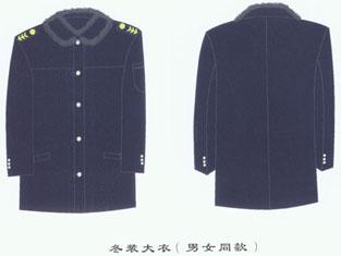 冬装大衣(男女同款)