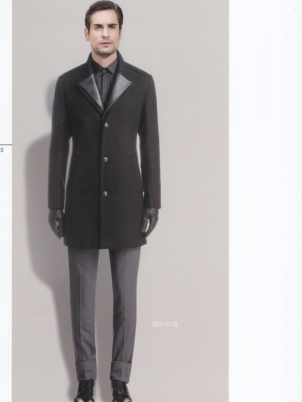 英伦风男士西装酒店制服套装