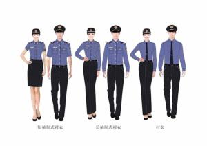 城管制服(新式城管标志工作服组图)
