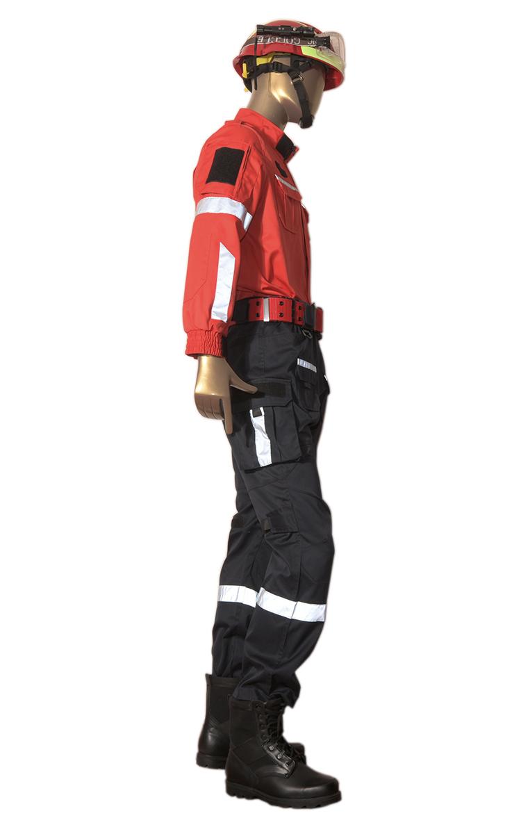 矿山救援标志服