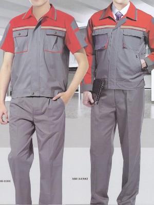 6款夏季装配铸造车间工作服|电焊工车间长短袖工作服