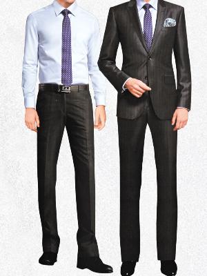 3款银行的工作服|证券公司员工工作服 男士西服