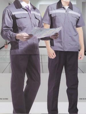4款机械加工厂车间工作服|夏季短袖工作服