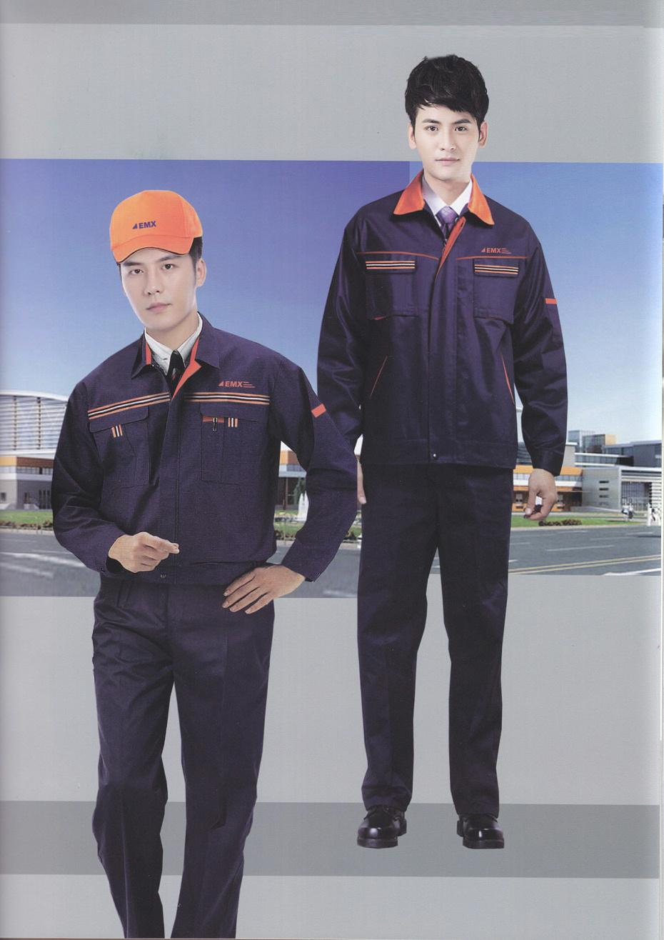 6款汽车厂车间工作服夏季冬季工作服