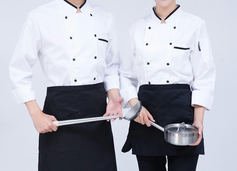 厨房工作人员服装定做与穿着要求