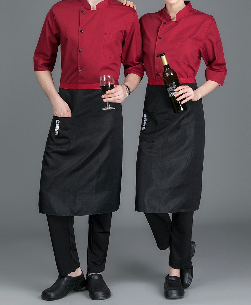 五星级酒店厨师服