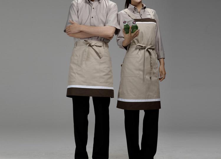 餐馆服务员服装