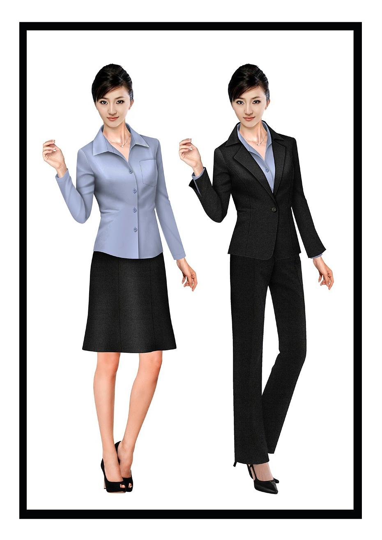 教师职业服装