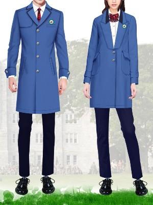 冬季大学校服