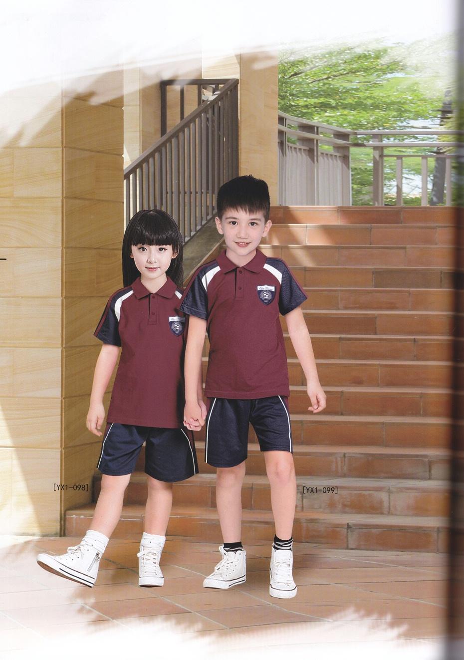 6款幼儿园夏天的校服