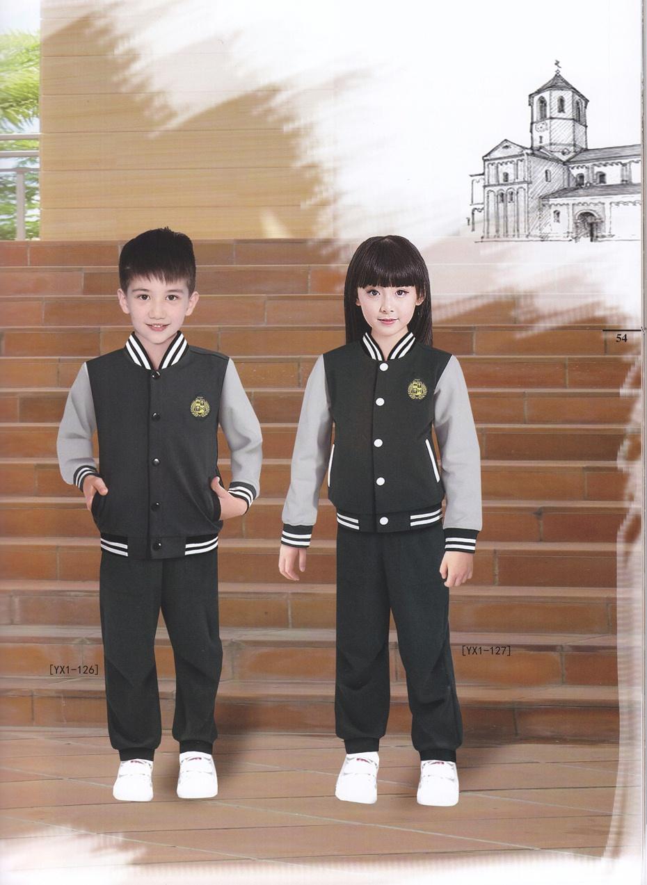 5款新款幼儿园园服