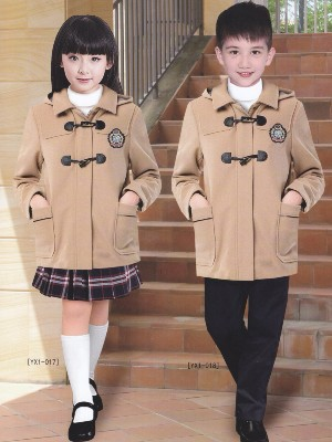 4款幼儿园园服厂家定制-幼儿园班服秋冬季校服
