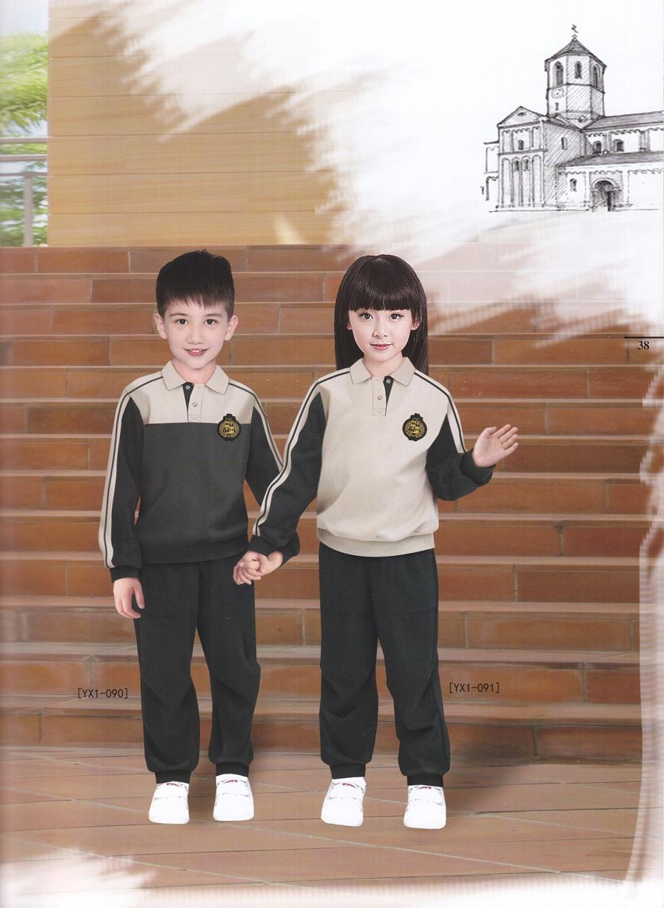 4款幼儿园小班园服-幼儿园春季园服
