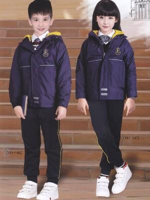 7款冬季幼儿园服装-幼儿园幼儿校服