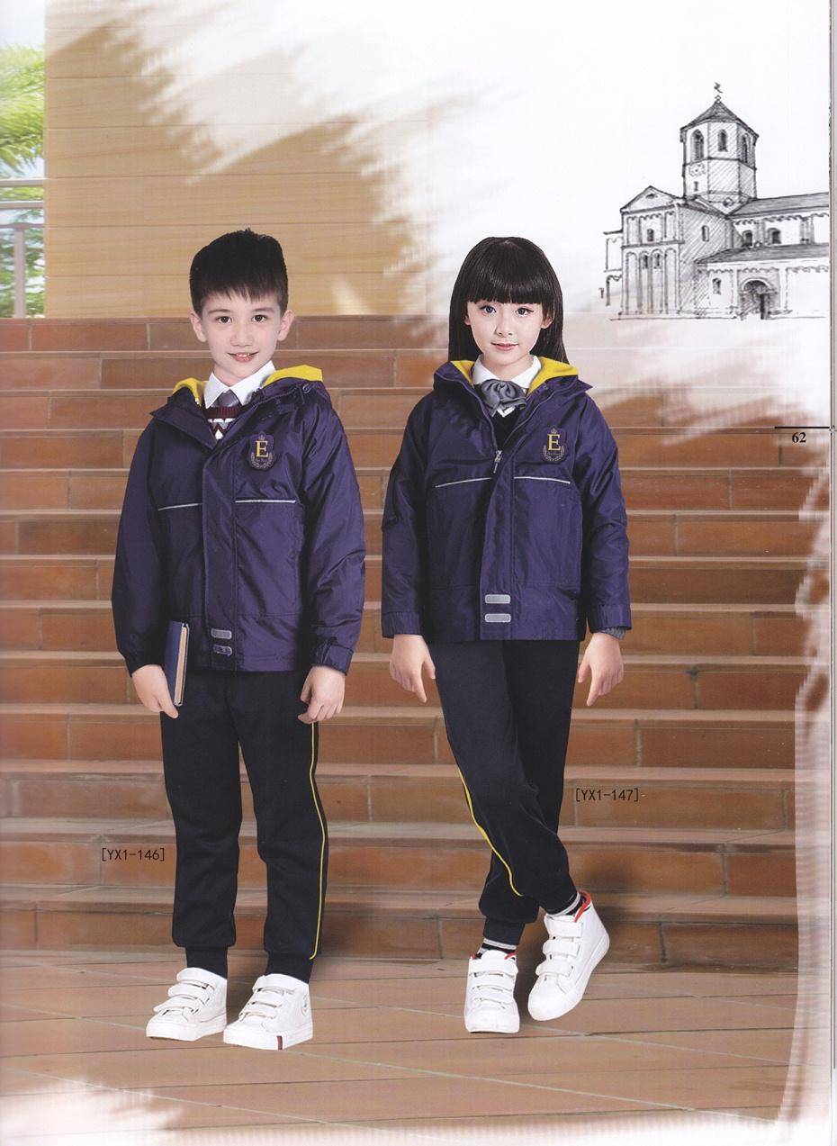 幼儿园服装-冬季幼儿园幼儿校服