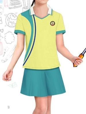 2款小学生校服 夏季短袖校服运动服