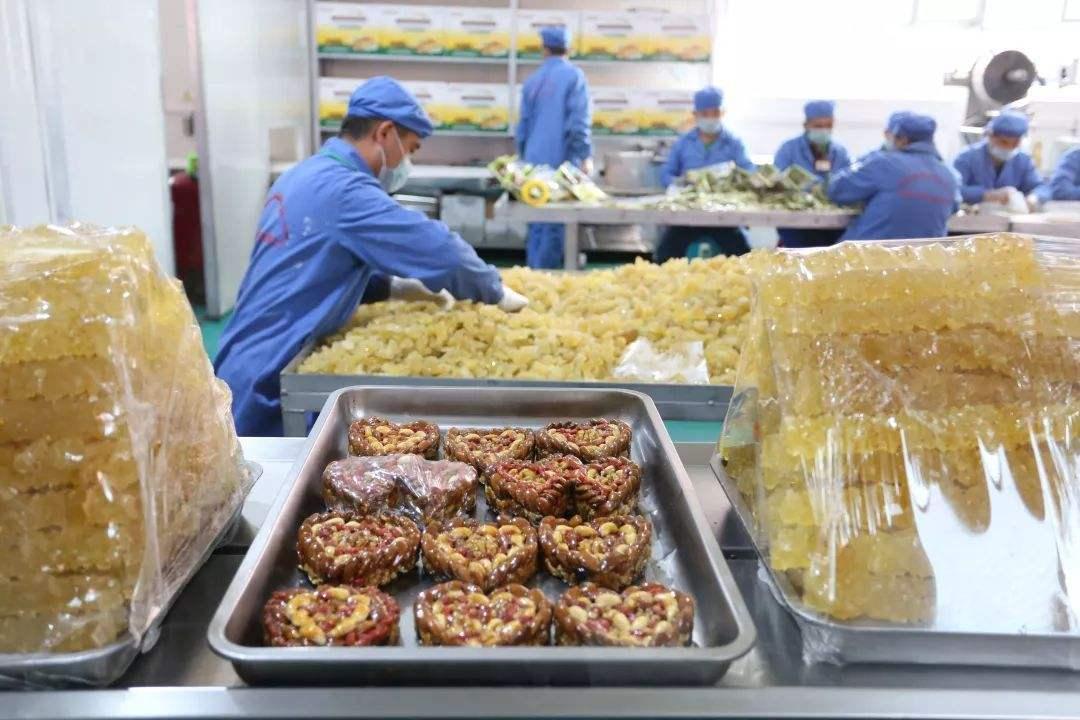 食品生产车间工作服
