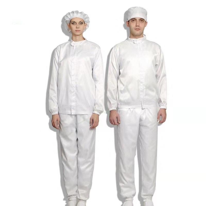 制药厂洁净室化验室员工工作服