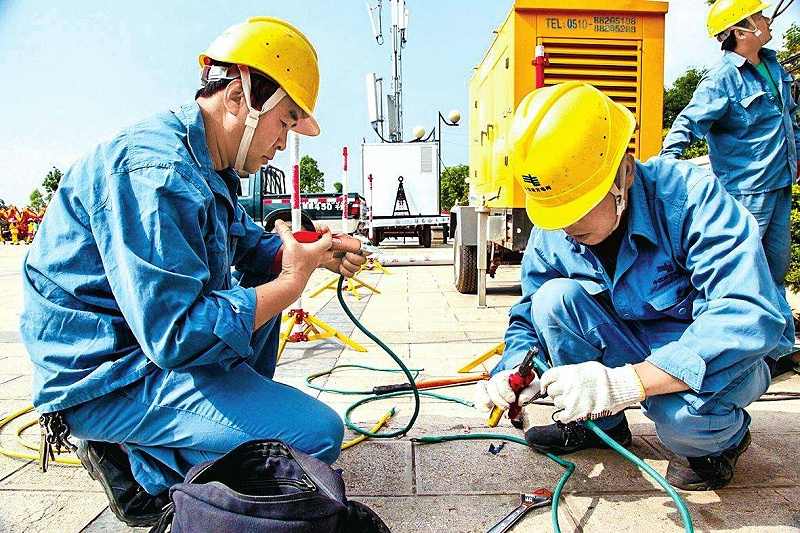 电力行业劳保工作服要求