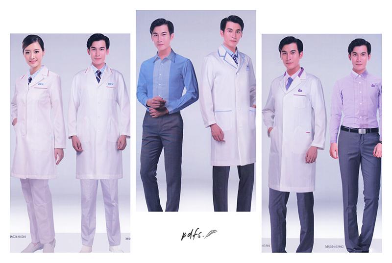 白大褂什么工作服(护士工作服款式图片)
