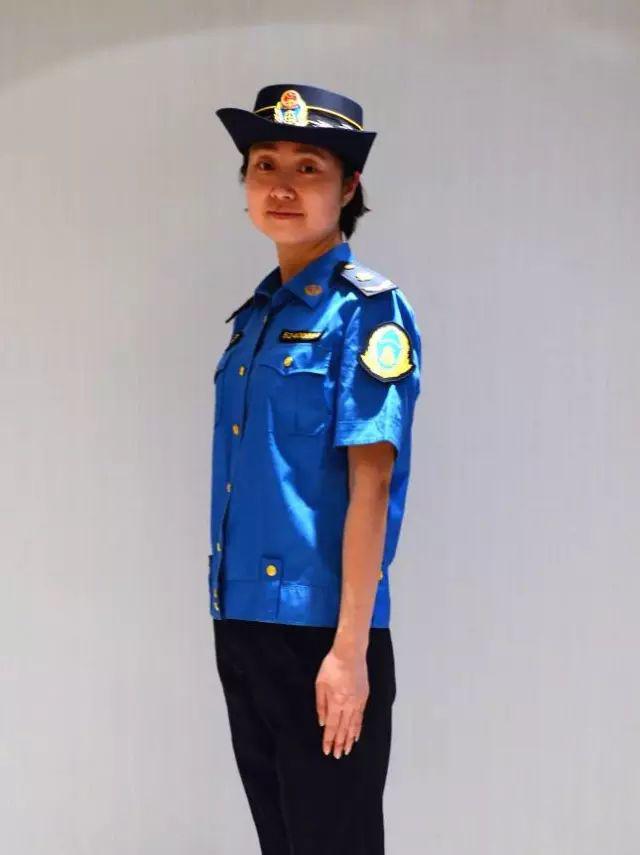 路政执法服装夏装系列