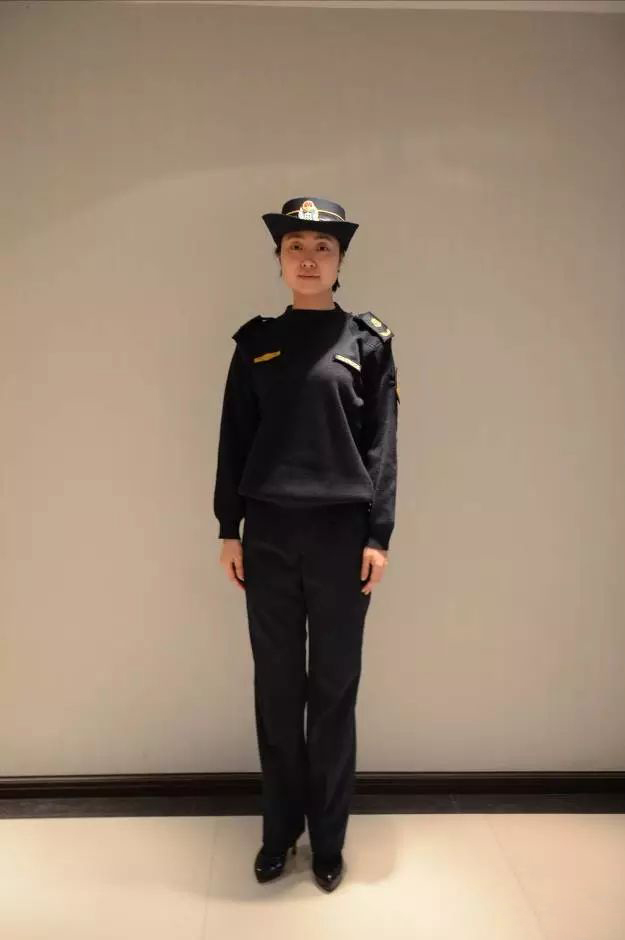 路政执法服装冬装系列