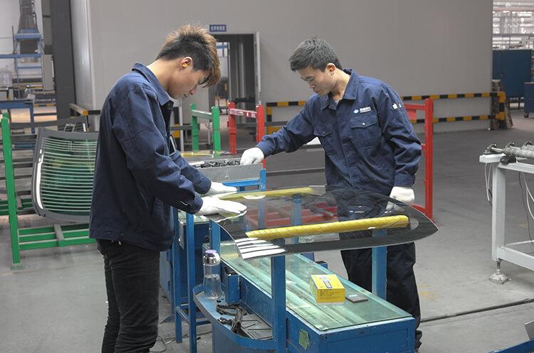 玻璃厂工作服