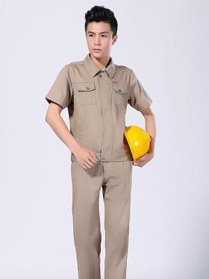 生产制造企业工作服厂服