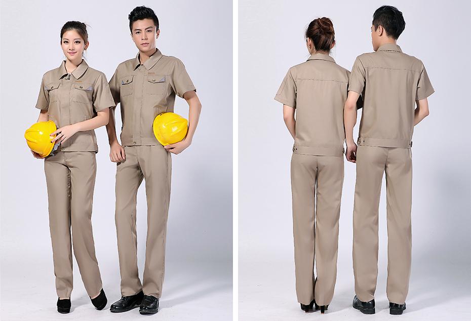 生产制造企业工作服C02
