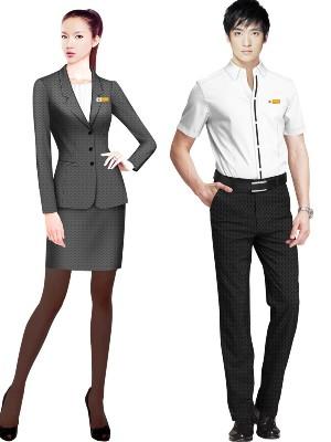 旅游讲解员工作服装|科技讲解员穿的衣服